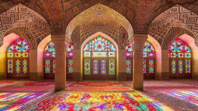 توصیه مجله آمریکایی به دیدن مسجد صورتی ایران