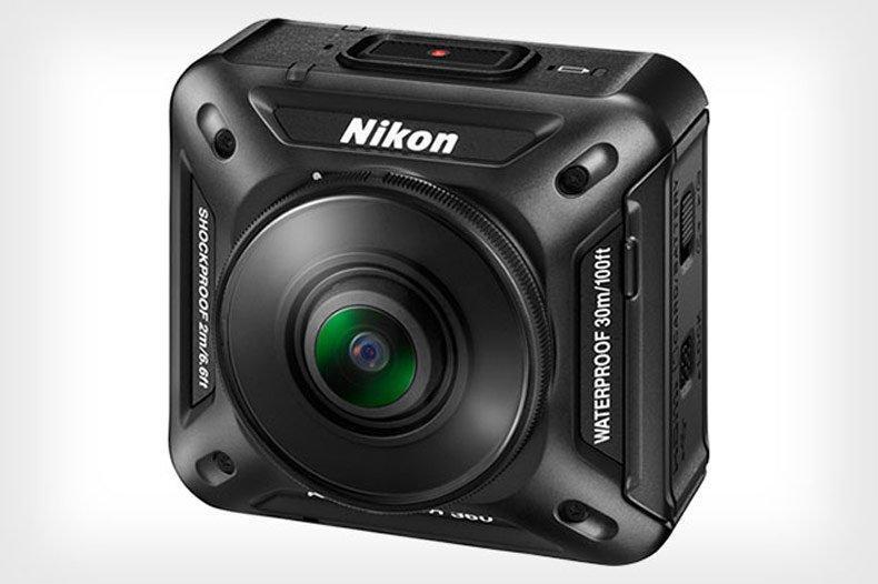 نیکون دوربینی با قابلیت فیلمبرداری 360 درجه معرفی کرد