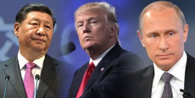 آمریکا: مسابقه تسلیحاتی چین، روسیه و آمریکا به ضرر همه است