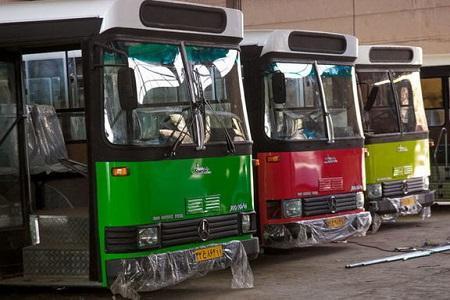 واردات اتوبوس و مینی بوس در دستور کار نیست