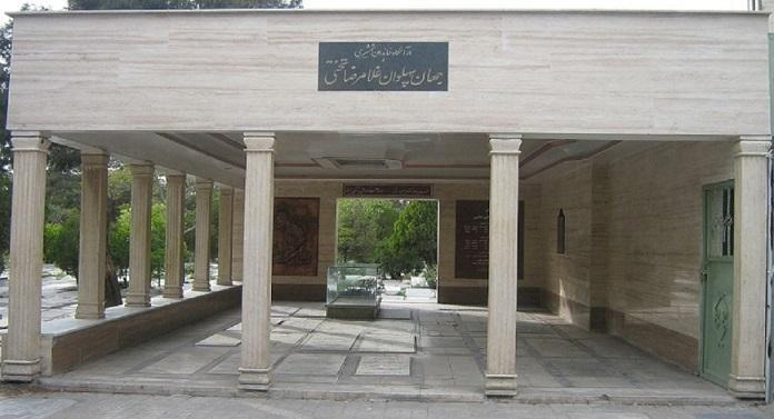 عملیات عمرانی در ابن بابویه زیر نظر میراث فرهنگی تهران انجام می گردد