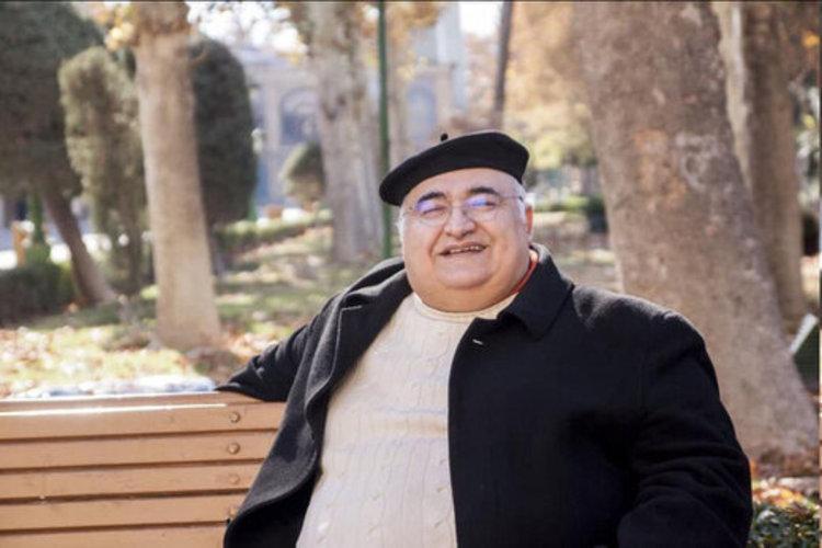 (عکس) سید مجید عقیلی نقاش و گرافیست درگذشت