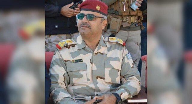 کشته شدن فرمانده ارشد ارتش عراق در حمله تروریستی در الانبار