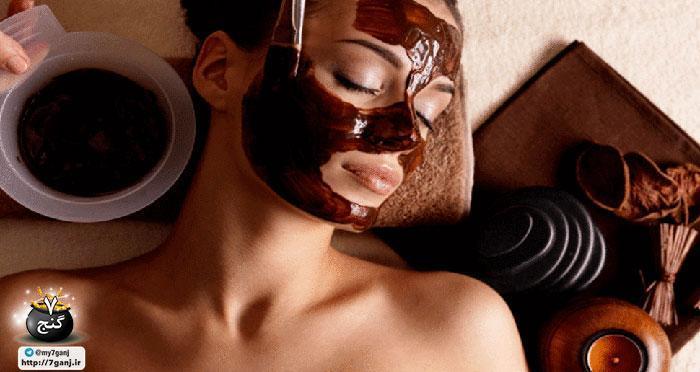 طرز تهیه چند مدل ماسک صورت شکلاتی برای تقویت پوست