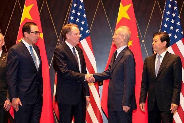 آمریکا و چین درباره اجرای توافقنامه تجاری تبادل نظر کردند