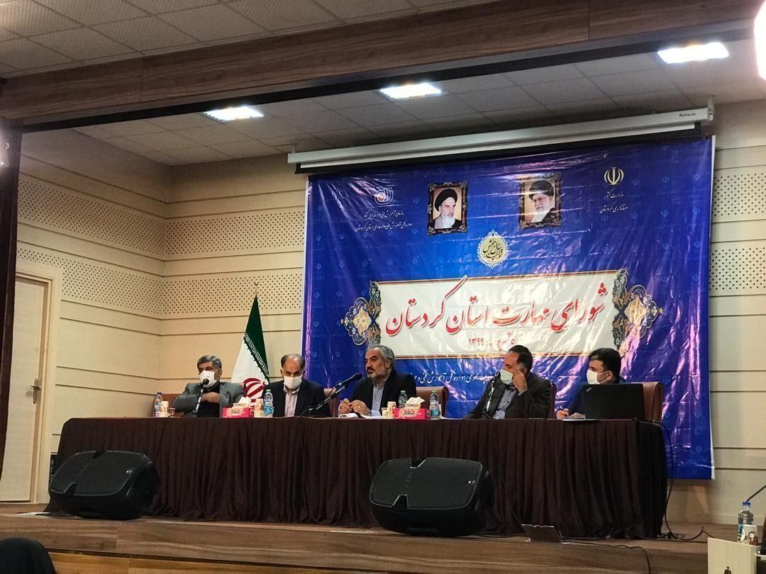 خبرنگاران استاندار: مرکز بین المللی آموزش فنی و حرفه ای در کردستان راه اندازی گردد