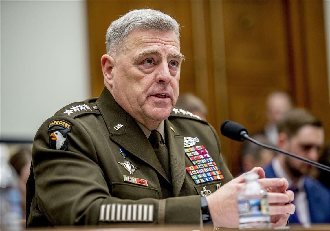 فرمانده ارتش آمریکا: هیچ نقشی در نزاع انتخاباتی نخواهیم داشت