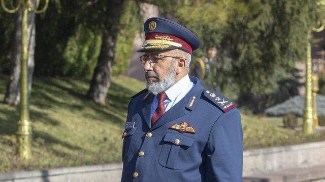بازدید رئیس ستاد کل ارتش قطر از فرماندهی نیروهای مرکزی آمریکا