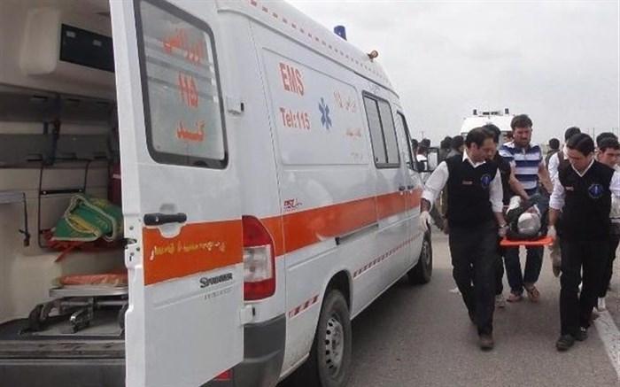 997 مصدوم و 126 کشته در حوادث هفته گذشته