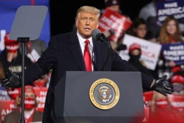 سوءاستفاده آشکار رئیس جمهور آمریکا از قدرت