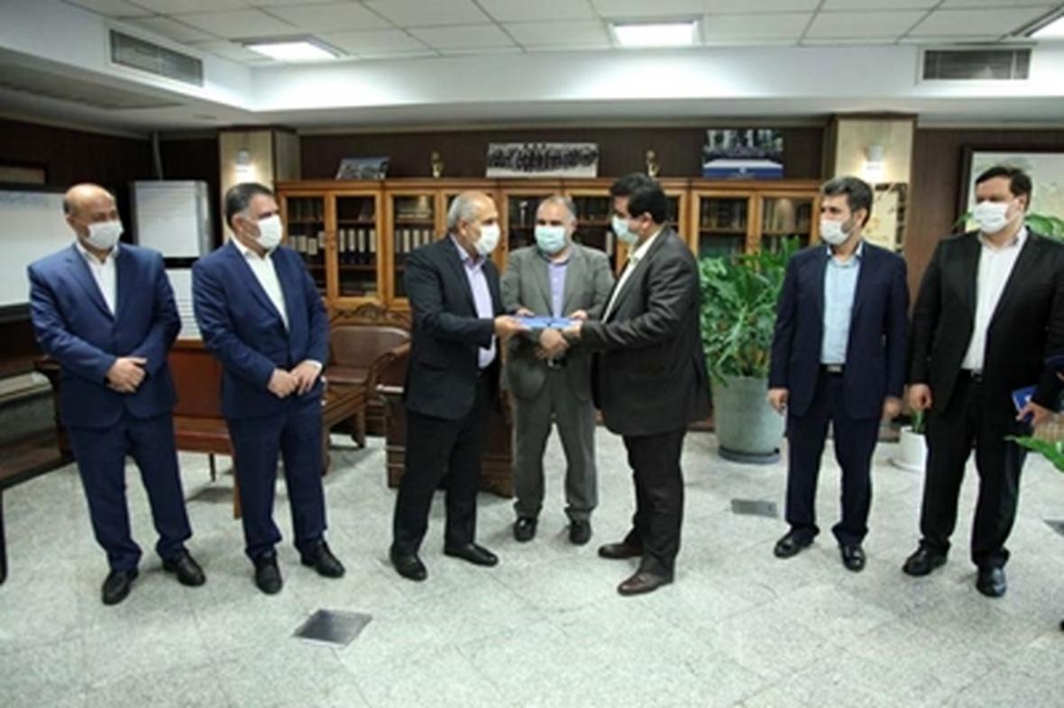 مدیرکل جدید دفتر مرکزی حراست بانک رفاه کارگران منصوب شد