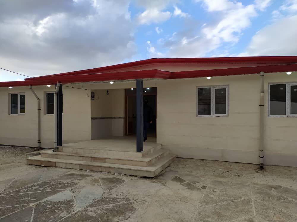 خبرنگاران چهار طرح عمرانی و آموزشی در سرپل&zwnjذهاب افتتاح شد