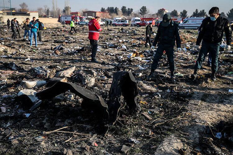 کانادا: غرامت هواپیما اوکراینی نباید یکجانبه مشخص گردد