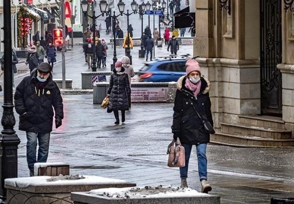 شمار مبتلایان به کرونا در روسیه از 2 میلیون و 707 هزار نفر گذشت