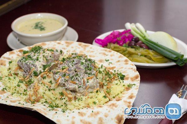 با شماری از خوشمزه ترین خوراکی های اردن آشنا شویم