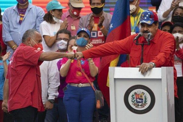 مادورو: زنان و مردان ونزوئلایی پیش به سوی رای دادن
