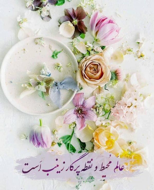 ویژگی های حضرت زینب سلام الله علیها