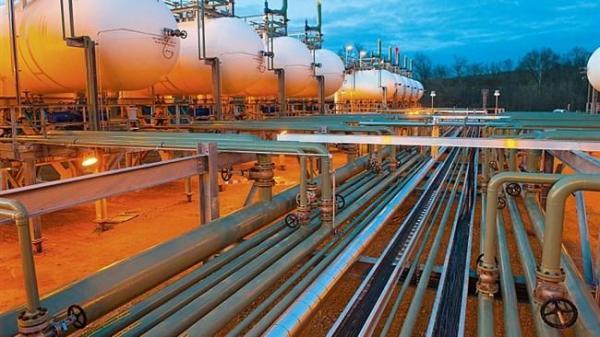 صادرات گاز آذربایجان به اروپا شروع شد