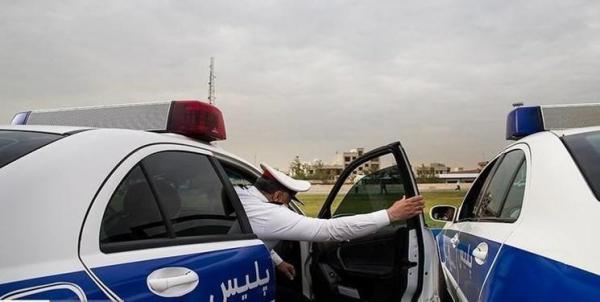 گشت نامحسوس پلیس رشوه را رد کرد