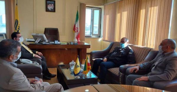 خبرنگاران استقرار باجه پست در مرکز راهگشای خوزستان با هدف تسهیل دریافت خدمات