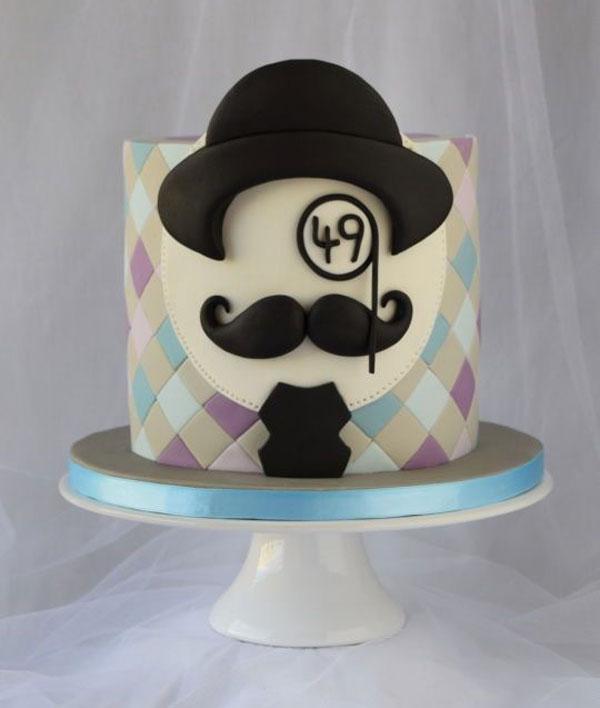 مدل کیک تولد مردانه با تم های جذاب و مورد علاقه آقایان