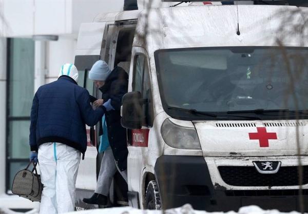 درمان بیش از 86 درصد مبتلایان به کرونا در روسیه