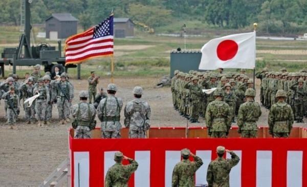 خبرنگاران توکیو و واشنگتن برای استقرار نیروهای آمریکا در ژاپن توافق کردند