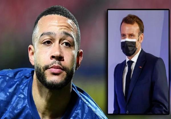 درخواست هافبک هلندی لیون از ماکرون: اجازه بدهید برای تیم ملی فرانسه بازی کنم!