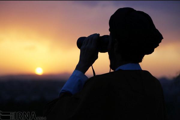 خبرنگاران استقرار تیم استهلال گنبد مینا برای رویت هلال ماه مبارک رمضان