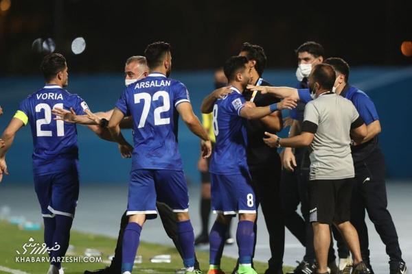 3 استقلالی در تیم منتخب هفته آسیا، خبری از پرسپولیسی ها نیست