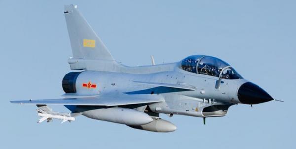 مزاحمت جت های ارتش چین برای رادارهای تایوان با پرواز در ارتفاع پایین