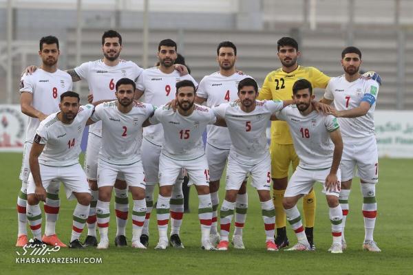 سخت ترین و آسان ترین قرعه تیم ملی، فرمول صعود ایران به جام جهانی