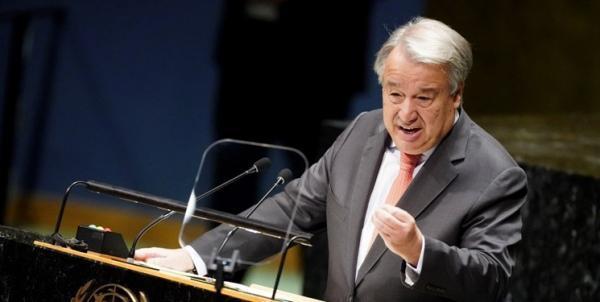 حمایت شورای امنیت از انتخاب مجدد آنتونیو گوترش به عنوان دبیر کل