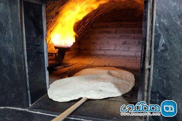 نان اسکو یکی از لذیذترین نان های سنتی ایران است