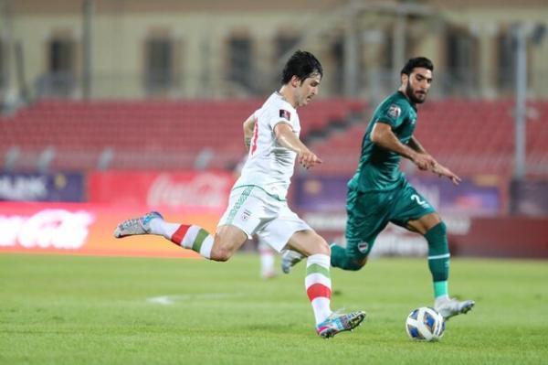 دو بازی مهم را بردیم، خیلی خوشحالم دل مردم ایران را شاد کردم