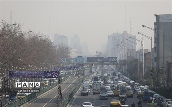 ماجرای پتوی آلودگی هوا در تهران چه بود؟