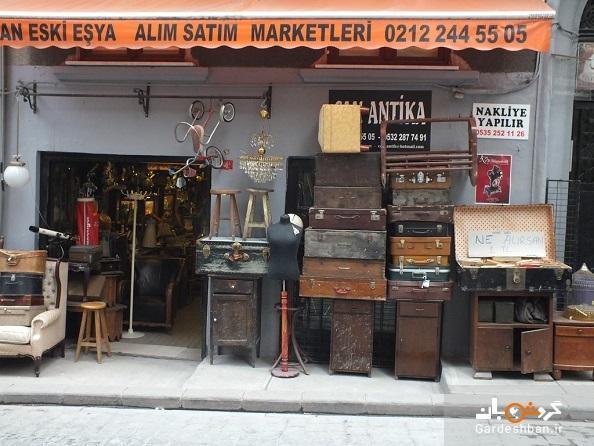 چوکور جوما؛ از محله های محبوب و زیبای استانبول ، عکس