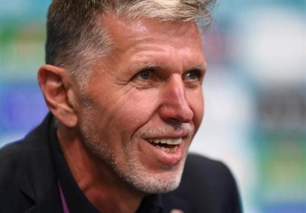 یورو 2020، سرمربی چک: انتظار فشار زودهنگام انگلیس را داشتیم، هدف مان را محقق کردیم