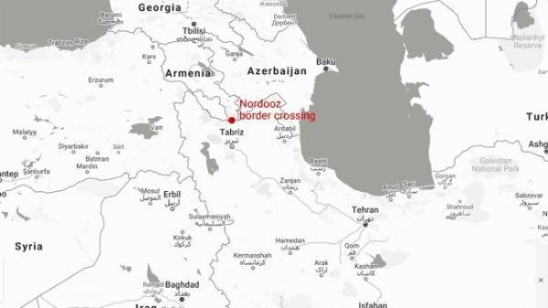 جزئیات مسدود شدن مرز بین ایران و ارمنستان