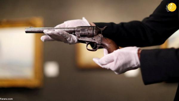 اسلحه 6 میلیون دلاری!