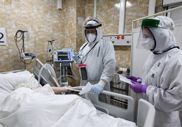 درمان 6.2میلیون بیمار مبتلا به کووید ـ 19 در روسیه