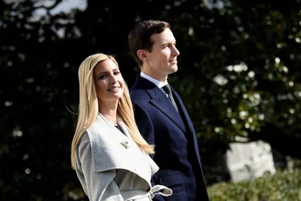 ایوانکا ترامپ و شوهرش خودشان را خاندان سلطنتی آمریکا می دانستند